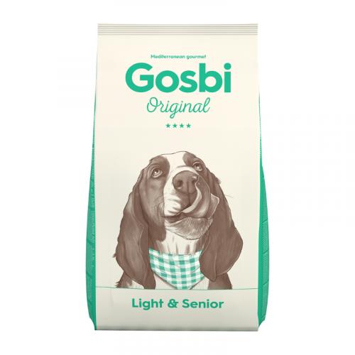 ORIGINAL LIGHT & SENIOR DOG